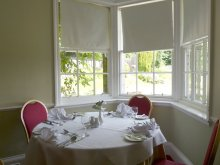 Dining at Creebridge House Hotel
