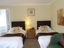 Twin Bedroom at Creebridge House Hotel